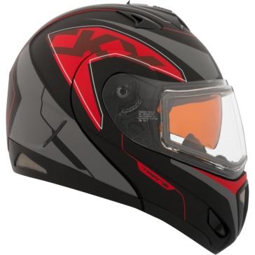 CKX Tranz RSV - Modular Helmet, Winter Eagle