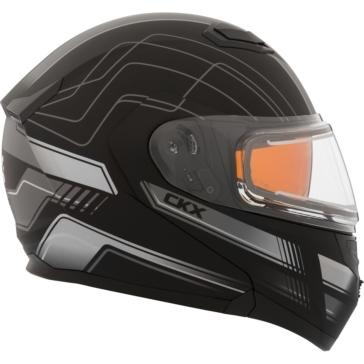 CKX Flex RSV Modular Helmet, Winter Challenger