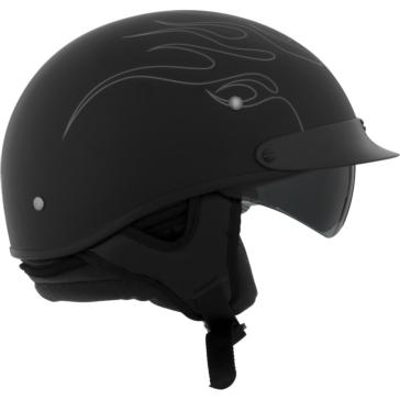 CKX Revolt RSV Half Helmet ID