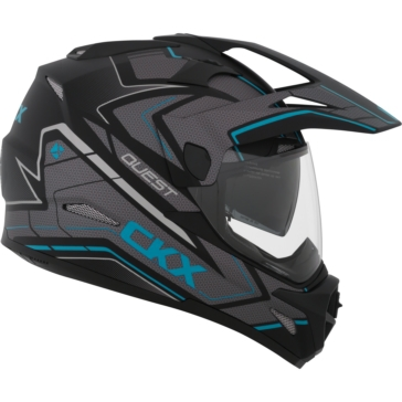 Maze CKX Quest RSV Off-Road Helmet, Summer