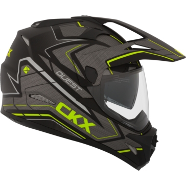 CKX Quest RSV Off-Road Helmet, Summer Maze