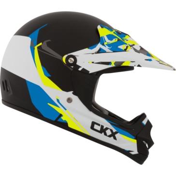 CKX TX218Y Off-Road Helmet - Youth Block