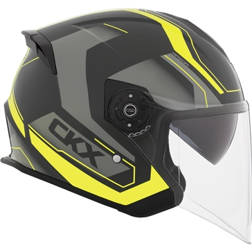 CKX Razor RSV Open Face Helmet Sting