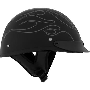 CKX Slick Half Helmet ID