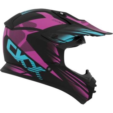 CKX TX228 Off-Road Helmet Magma