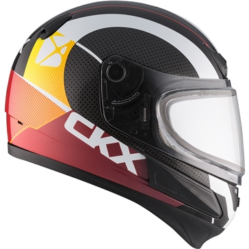 CKX VGK1 Full-Face Helmet, Winter - Youth Colork - Winter
