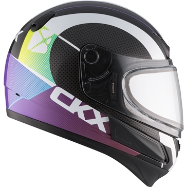 CKX VGK1 Full-Face Helmet, Winter - Youth Colork