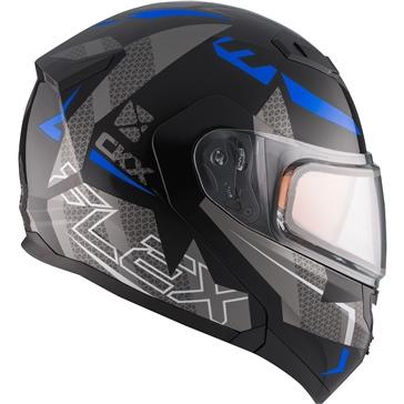 CKX Flex RSV Modular Helmet, Winter Hero