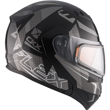 CKX Flex RSV Modular Helmet, Winter Hero