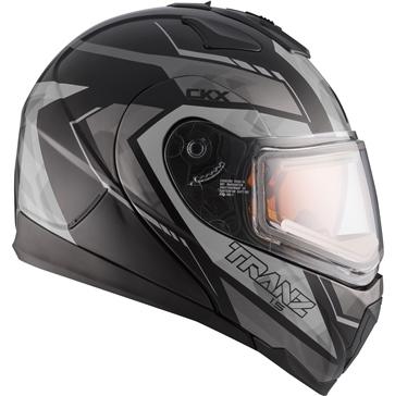 CKX Tranz 1.5 RSV Modular Helmet, Winter Martz