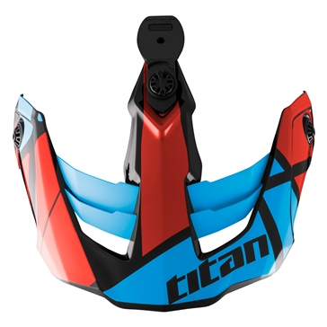 CKX Peak for Titan Helmet Hopover