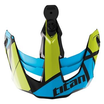CKX Peak for Titan Helmet Hopover
