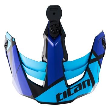CKX Palette pour casque Titan Hopover
