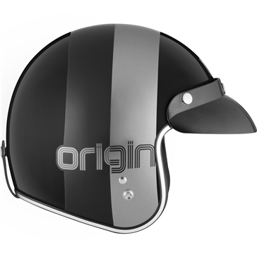 CKX Origin Open Face Helmet Swipe