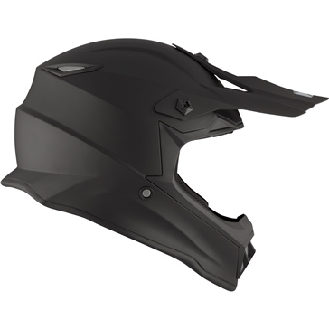 CKX TX019Y Off-Road Helmet Solid