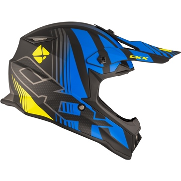 CKX TX019Y Off-Road Helmet Raider