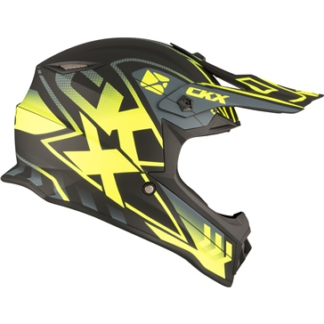 CKX TX019Y Off-Road Helmet Wired