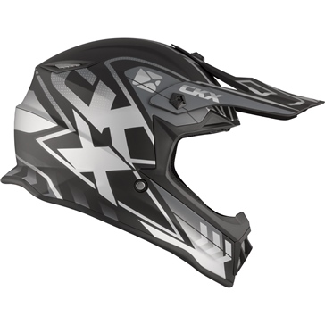 CKX TX019Y Off-Road Helmet Wired