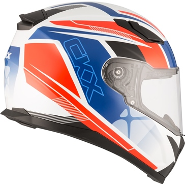 CKX RR619 Full-Face Helmet, Summer Nadir