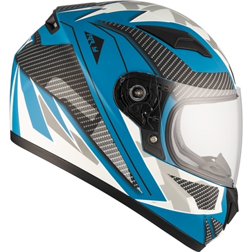CKX RR519Y Full-Face Helmet, Summer - Youth Imprint