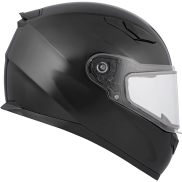 CKX Casque Intégral RR619, hiver Solid - Hiver