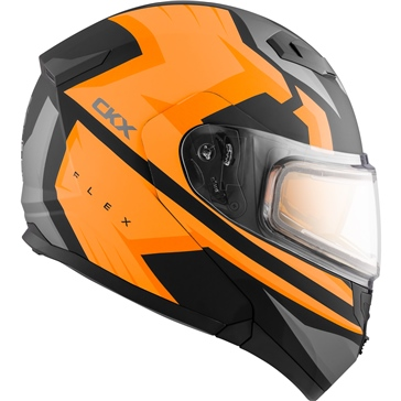 CKX Flex RSV Modular Helmet, Winter Fighter