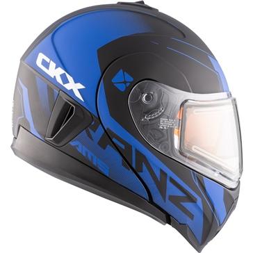 CKX Tranz 1.5 AMS Modular Helmet Caliber