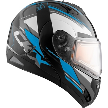 CKX Casque Modulaire Tranz RSV, hiver Offence