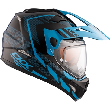 CKX Quest RSV Backcountry Helmet, Winter Moosek