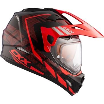 CKX Quest RSV Backcountry Helmet, Winter Moosek