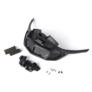 CKX Replacement part for Mission AMS helmet shields Hardware
