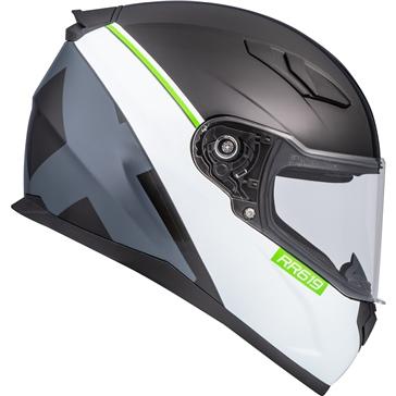 CKX RR619 Full-Face Helmet, Summer Monaco - Summer