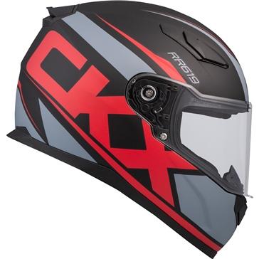 CKX Casque Intégral RR619, été Monza - Été