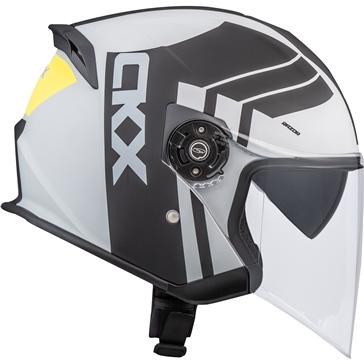 CKX Razor RSV Open Face Helmet Hypnos