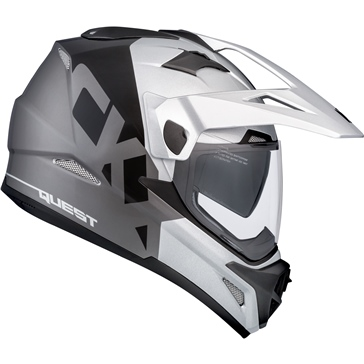 CKX Quest RSV Off-Road Helmet, Summer Bull
