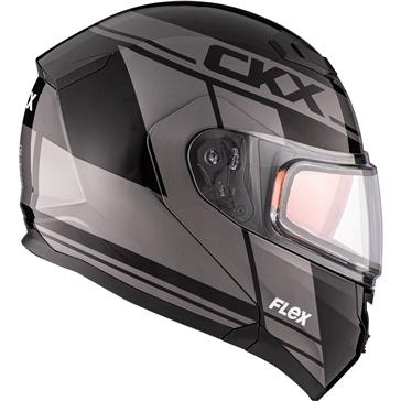 CKX Casque Modulaire Flex RSV, hiver Artik