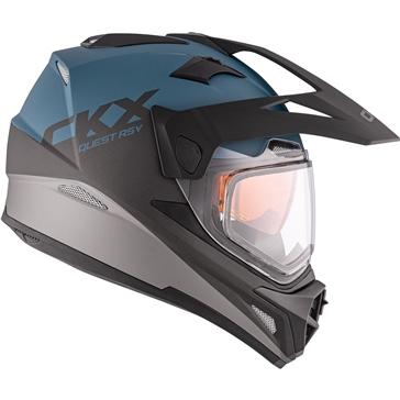 CKX Quest RSV Backcountry Helmet, Winter Beam