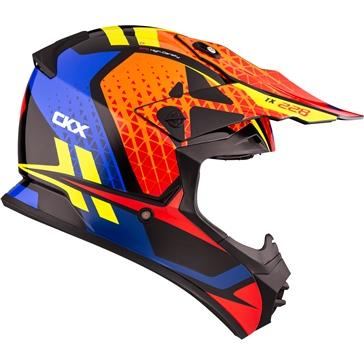 CKX TX228 Off-Road Helmet Race