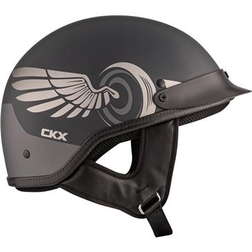 CKX Bullet Half Helmet Icarus