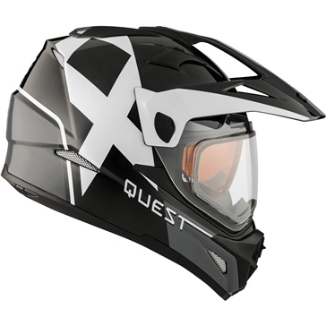 CKX Quest RSV Backcountry Helmet, Winter MAX - Without Goggle