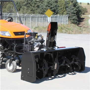 ATV Snowblowers | Kimpex USA