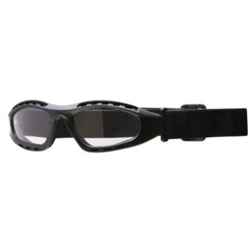 Black SCHAMPA 5 Speed Rider Googgles