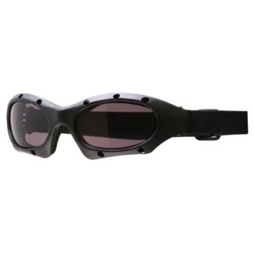 Black SCHAMPA Three Up Rider Goggles