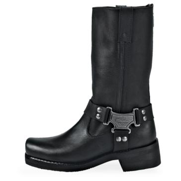 Women MILWAUKEE Boots, Classic Harness