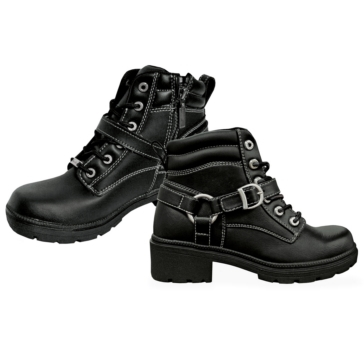 Women - Paragon - Black MILWAUKEE Boots, Paragon
