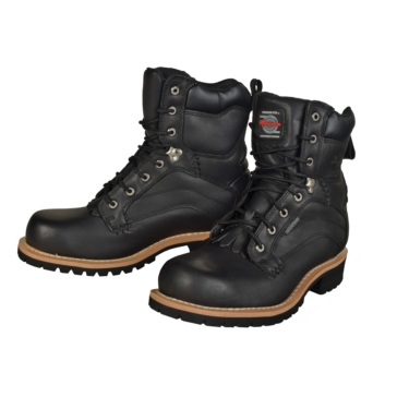 Men - Drysdale - Black MILWAUKEE Boots, Drysdale