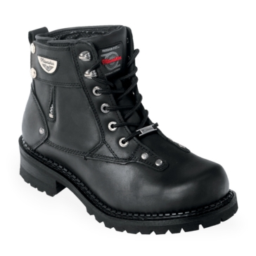 Men - Outlaw - Black MILWAUKEE Boots, Outlaw