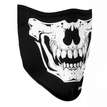 SCHAMPA FleecePrene Face Mask