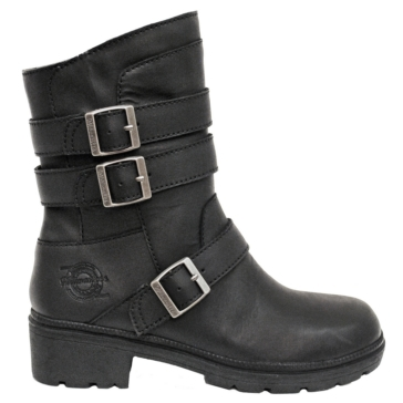 Women - Solid Color MILWAUKEE Cameo Boots