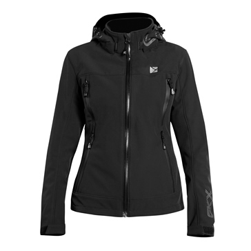 CKX Softshell Carbone